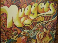 """Nuggets, Original Artyfacts From The First Psychedelic Era - Doulbe LP"" - Product Image"