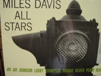 """Miles Davis, All Stars - CURRENTLY OUT OF STOCK"" - Product Image"