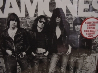 """The Ramones, ST - Colored Vinyl"" - Product Image"
