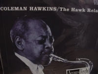 """Coleman Hawkins, Hawk Relaxes #140"" - Product Image"