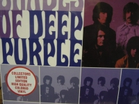 """Deep Purple, Shades of Deep Purple - Colored Vinyl"" - Product Image"