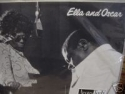"""Ella Fitgerald/Oscar Peterson, Ella and Oscar - 45 Speed Double LP"" - Product Image"