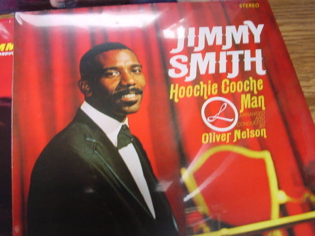 """Jimmy Smith, Hoochie Cooche Man - 180 Gram"" - Product Image"
