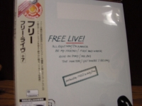 """Free w Paul Rodgers, Live OBI Mini"" - Product Image"