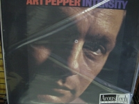 """Art Pepper, Intensity #140 - 2 LP Set"" - Product Image"