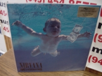 """Nirvana, Nevermind - 180 Gram Silver Sticker"" - Product Image"