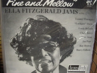 """Ella Fitzgerald, Fine & Mellow - #d Limited Edition 45sp 2 LP Set"" - Product Image"