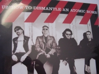"""U2, How To Dismantle An Atomic Bomb - CURRENTLY SOLD OUT"" - Product Image"