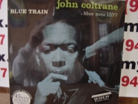 """John Coltrane, Blue Train - 45 speed 180 Gram 4 LPs"" - Product Image"
