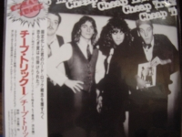 """Cheap Trick, CheapTrick - Mini LP Replica In A CD - Japanese"" - Product Image"