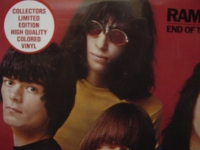"The Ramones, End Of The Century - Colored Vinyl"" - Product Image"