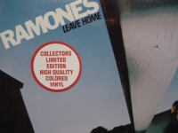 "The Ramones, Leave Home - Colored Vinyl"" - Product Image"