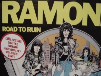 """The Ramones, Road To Ruin - Colored Vinyl"" - Product Image"