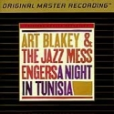 """Art Blakey, A Night In Tunisia - Factory Sealed MFSL Gold CD"" - Product Image"