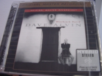 """Dave Alvin, Blackjack David - Factory Sealed MFSL SACD"" - Product Image"