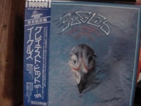 """The Eagles, Greatest Hits Vol. I - OBI Mini"" - Product Image"