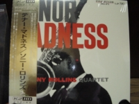 """Sonny Rollins, Tenor Madness - OBI Replica LP In A CD"" - Product Image"