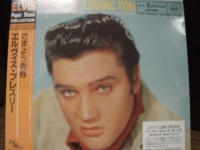 """Elvis Presley, Loving You - OBI Mini"" - Product Image"