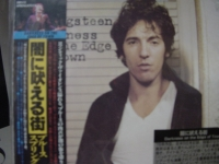 """Bruce Springsteen, Darkness On The Edge Of Town - OBI Mini"" - Product Image"