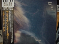 """Brian Auger, Here & Now - OBI Mini Replica LP In a CD - Japanese"" - Product Image"