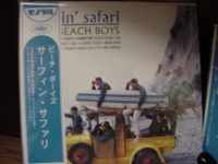 """The Beach Boys, Surfin Safari - OBI Mini"" - Product Image"