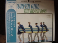 """The Beach Boys, Surfer Girl - OBI Mini"" - Product Image"