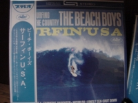 """The Beach Boys, Surfin USA - OBI Mini"" - Product Image"