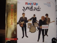 """The Yardbirds - Having A Rave Up - OBI Mini"" - Product Image"