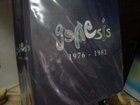 """Genesis, 1976 - 1982, Hybrid CD/SACD/DVD Box Set"" - Product Image"