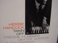 """Herbie Hancock, Takin Off - Out of Print - 180 Gram LP"" - Product Image"