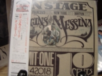 """Loggins & Messina, On Stage - OBI Mini (2 CDs)"" - Product Image"