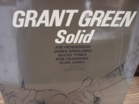 """Grant Green, Solid LP"" - Product Image"