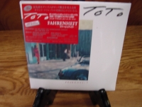 """Toto, Fahrenheit - Mini LP Replica in a CD"" - Product Image"