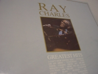 """Ray Charles, Greatest Hits"" - Product Image"