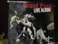 """Grand Funk, Live Album - OBI Box Set of 6 Mini Replica LP Titles Making a 6 CD Box Set"" - Product Image"