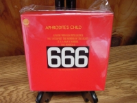 """Aphrodites Child, 666 - OBI Box Set of 4 Minis"" - Product Image"