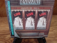"""Renaissance, Live At Carnegie Hall - 2 Discs - Mini LP Replica In A CD"" - Product Image"