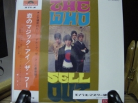 """The Who, Sell Out - Mini LP Replica In A CD - Japanese - Product Image"