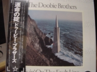 """The Doobie Brothers, Livin' On The Fault Line - OBI Mini"" - Product Image"