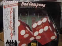 """Bad Company, Straight Shooter - OBI Mini LP Replica In A CD - Japanese"" - Product Image"