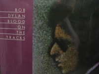 """Bob Dylan, Blood On The Tracks - 140 Gram LP"" - Product Image"