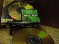 """Miles Davis, The New Miles Davis Quintet - 24 K DCC Gold CD"" - Product Image"