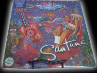 """Santana, Supernatural  - 200 Gram (2 LPs) - CURRENTLY SOLD OUT"" - Product Image"