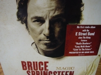 """Bruce Sprinsteen, Magic - 180 Gram LP"" - Product Image"