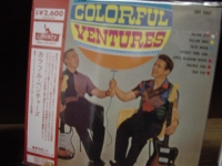 """The Ventures, Colorful Ventures - OBI Mini"" - Product Image"