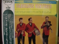 """The Ventures, Fabulous Ventures - Mini LP Replica In A CD"" - Product Image"