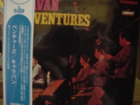 """The Ventures, Caravan - OBI Mini"" - Product Image"