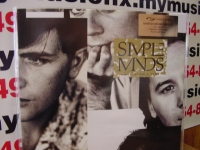 """Simple Minds, Once Upon A Time"" (limited stock) 0 Gold Sticker - 180 Gram - Product Image"