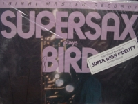 """SuperSax, Plays Bird - Last Copy"" - Product Image"