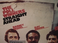 """Barney Kessel w Shelley Manne, Ray Brown, Poll Winners Straight Ahead - #140, 2 LPs""- - Product Image"